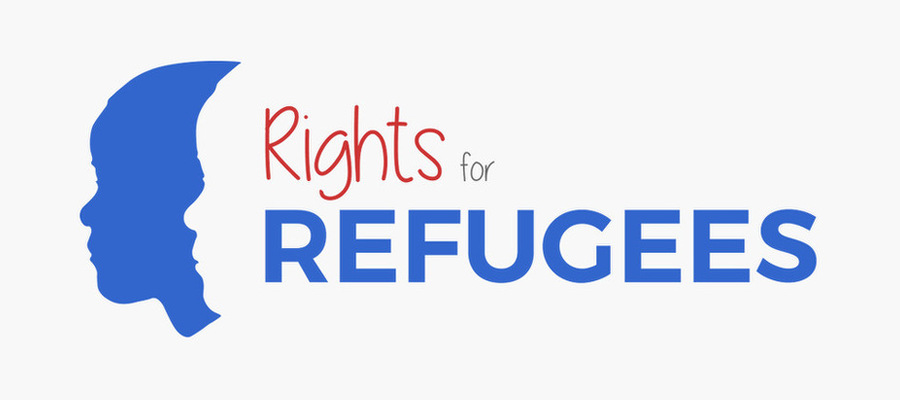 Support refugees' rights